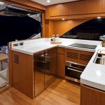 Explorer Hudson Bay 50 galley