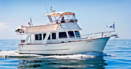 Explorer reaches a milestone with 43-foot cruiser